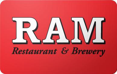 Ram Restaurant gift card