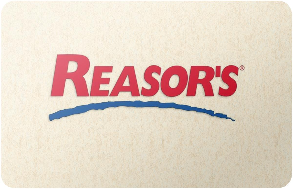 Reasors gift card