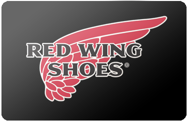 Buy Red Wing Gift Cards - Discounts up to 35% | CardCash