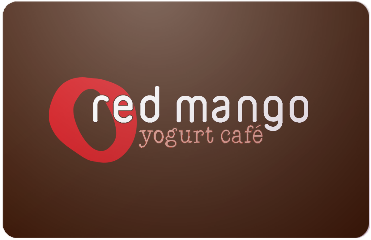 Red Mango gift card