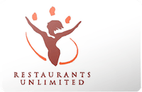Restaurants Unlimit gift card