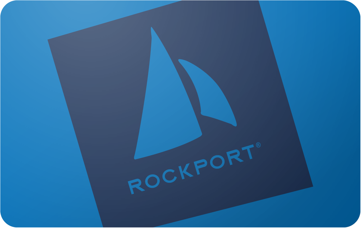 Rockport gift card