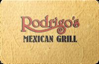 Rodrigo's Mexican Grill gift card