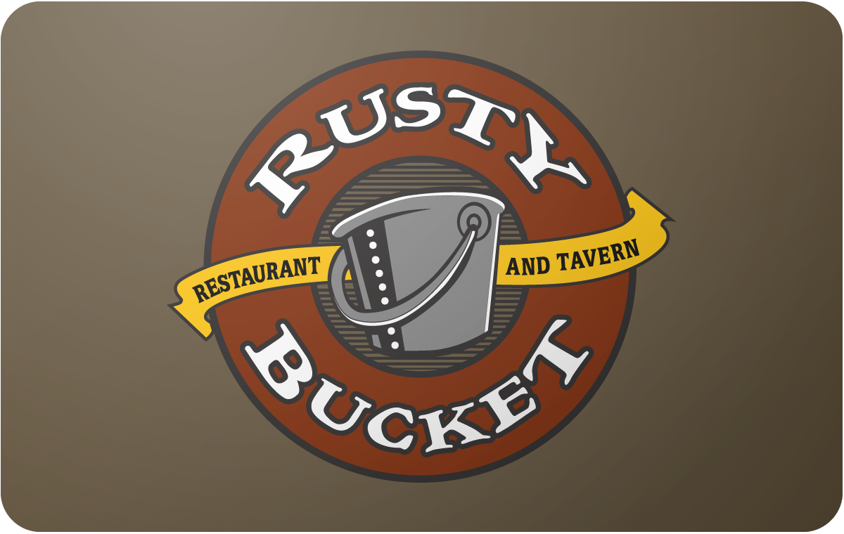 Rusty Bucket gift card