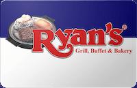 Ryan's gift card