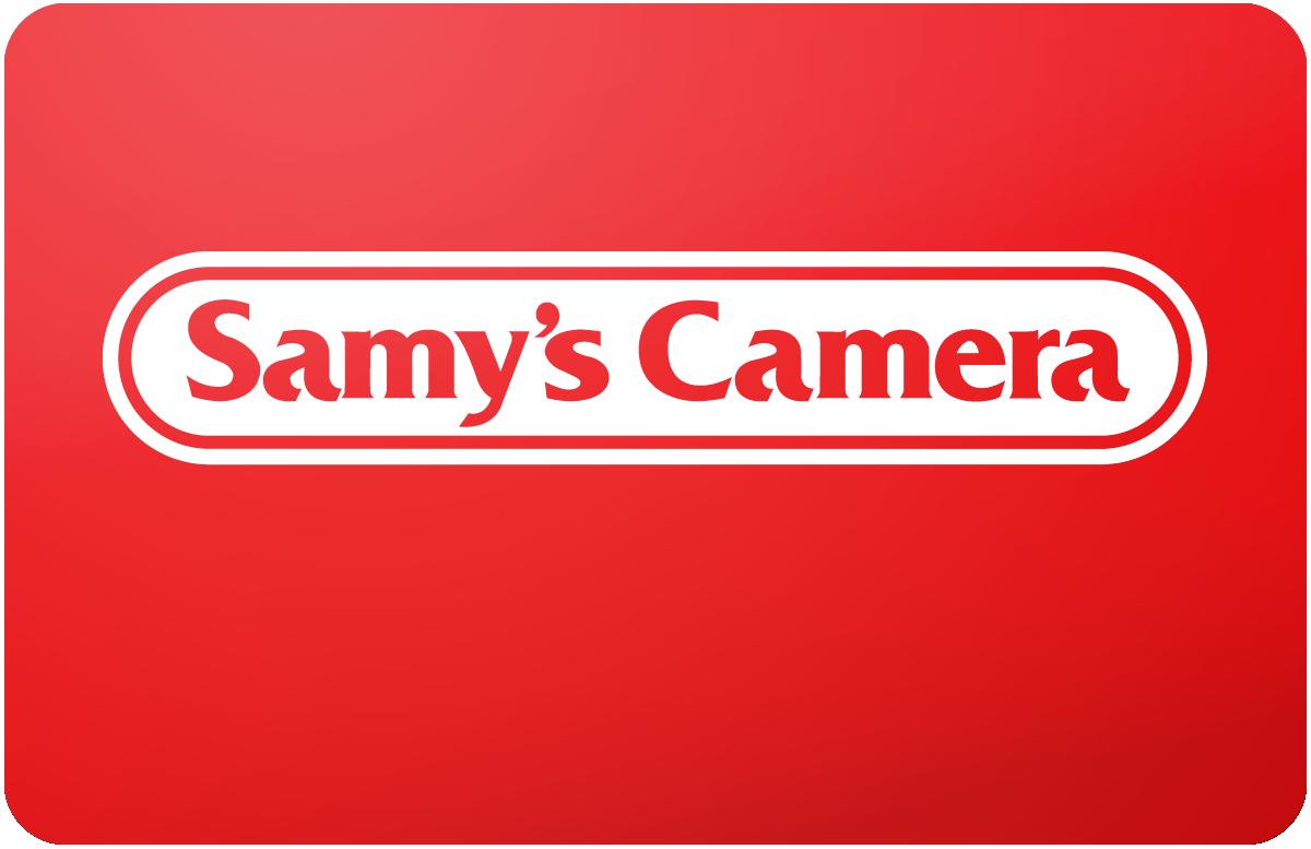 Samy's Camera gift card