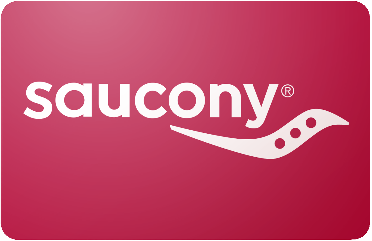 Saucony gift card