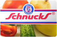 Schnucks gift card