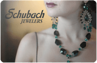 Schubach Jewelers gift card