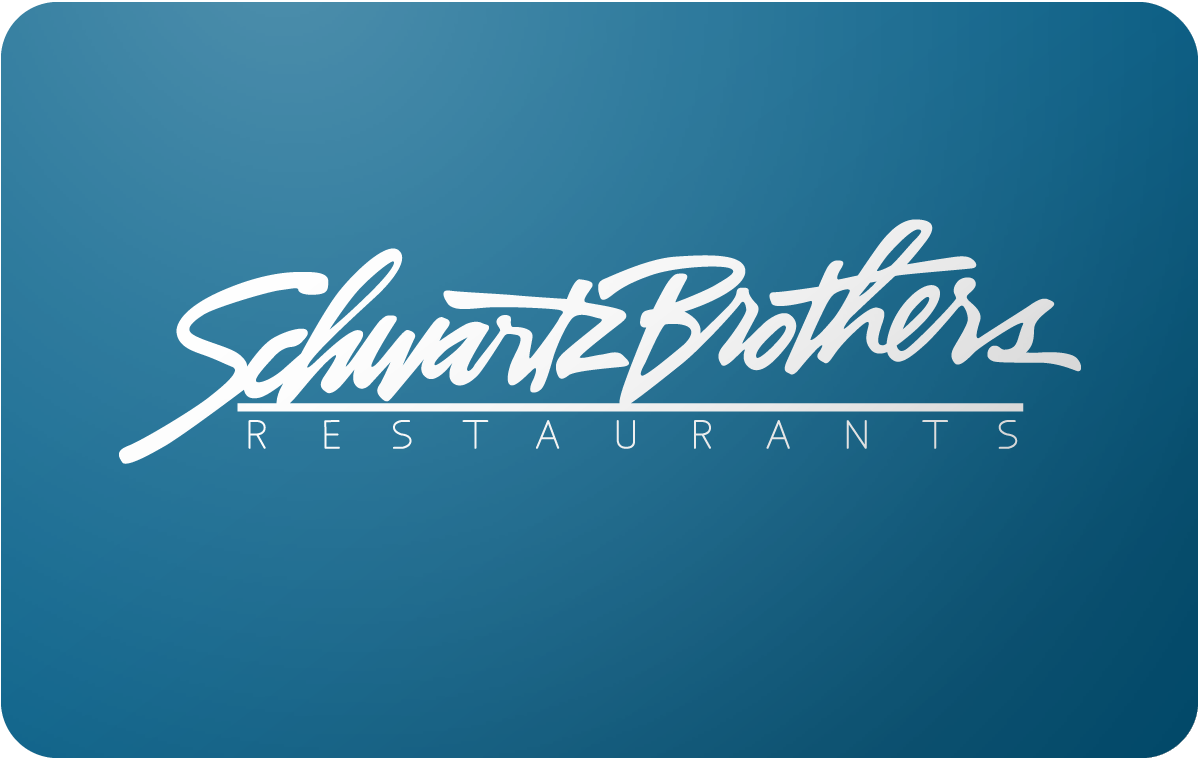 Schwartz Brothers Restuarants gift card