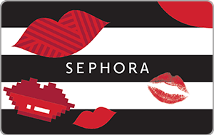 Sephora (Not Sephora at JCP) gift card