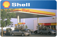 Shell Gas Card gift card