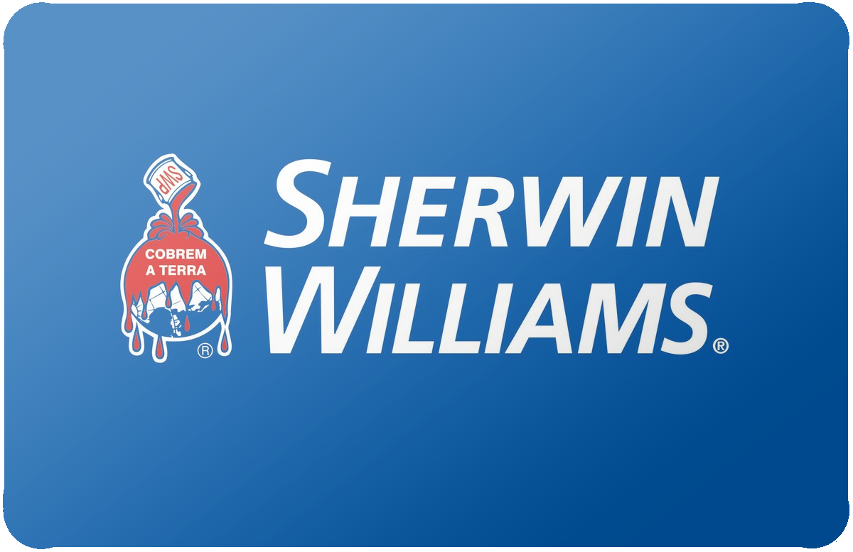 Sherwin-Williams gift card