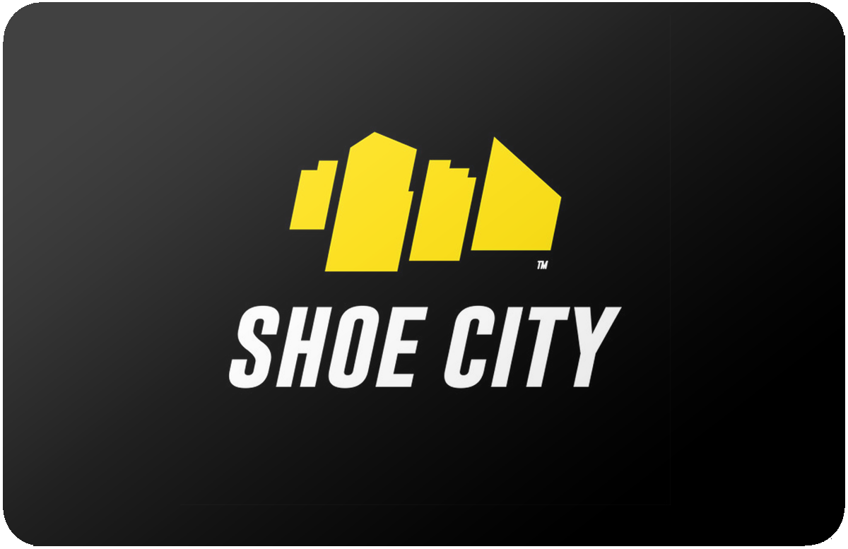Shoe City gift card