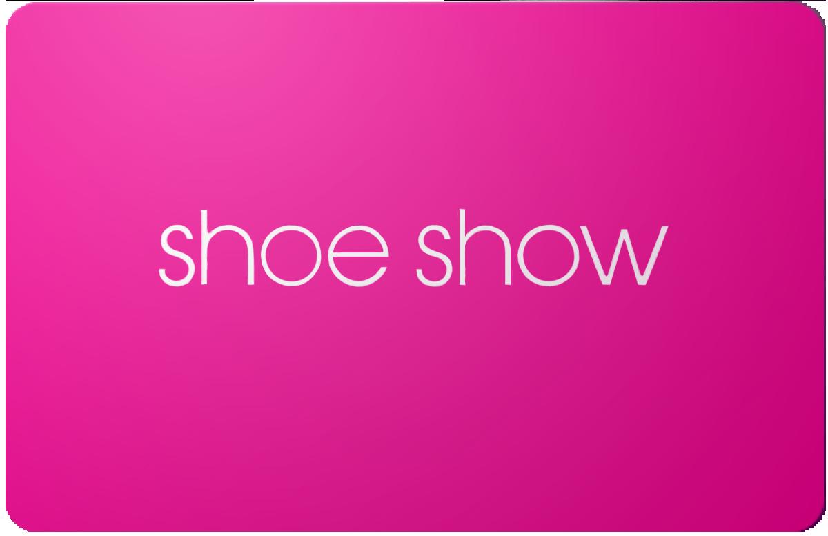 Shoe Show gift card