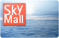 Sky Mall gift card