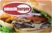 Smashburger gift card