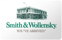 Smith & Wollensky gift card
