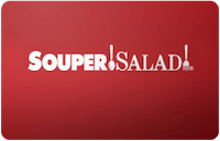 Souper Salad gift card