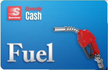 Speedway Fuel gift card