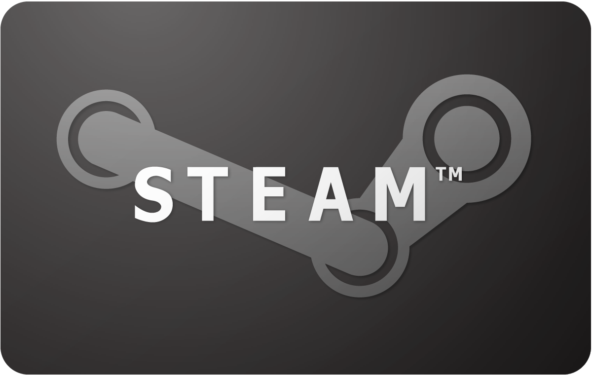 Steam gift card
