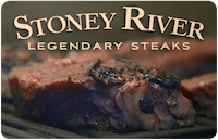 Stoney River gift card