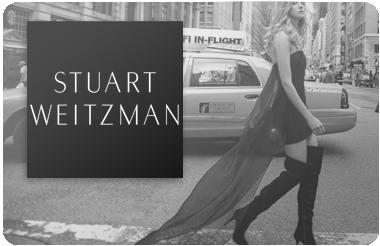 Stuart Weitzman gift card
