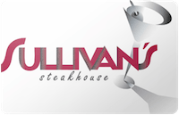 Sullivan Steakhouse gift card