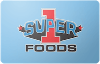 Super 1 Foods gift card