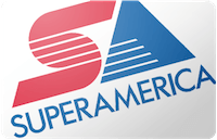 SuperAmerica gift card