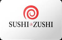 Sushi Zushi gift card