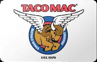 Taco Mac gift card