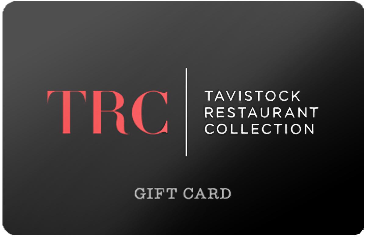 Tavistock Restaurant gift card