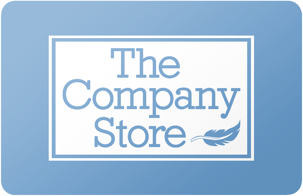 The Company Store gift card