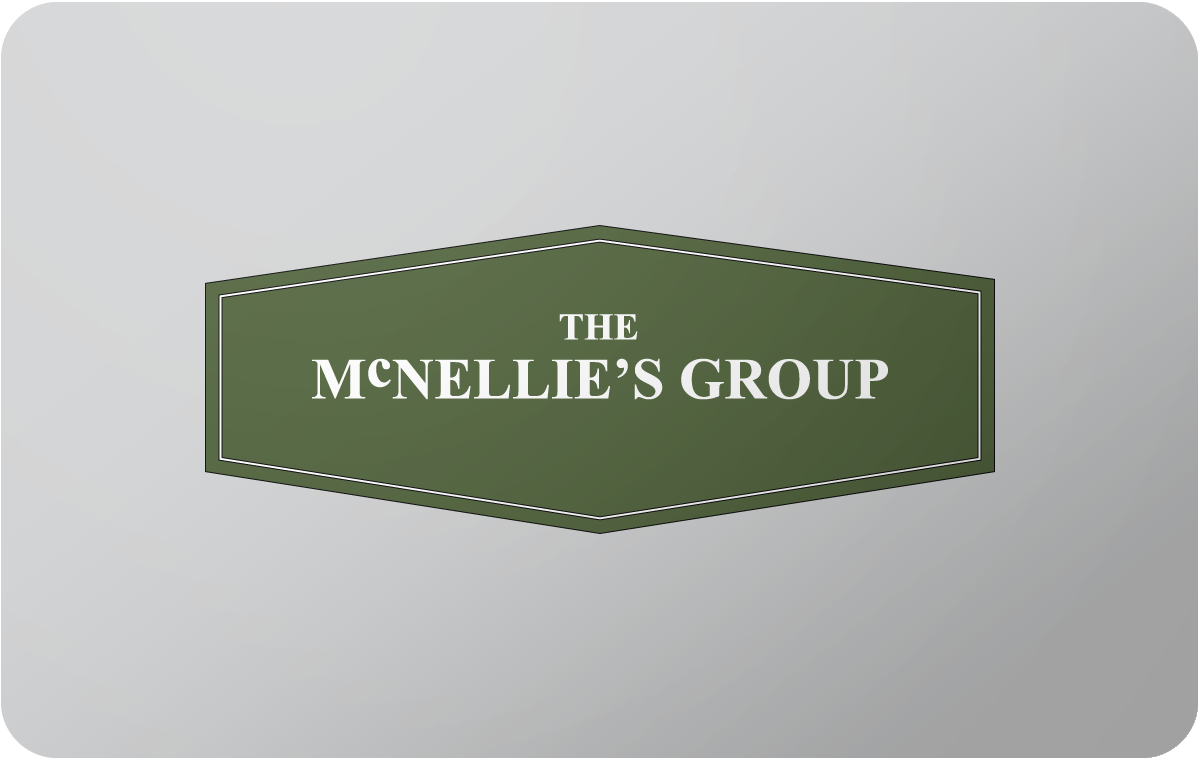 McNellie's Group gift card