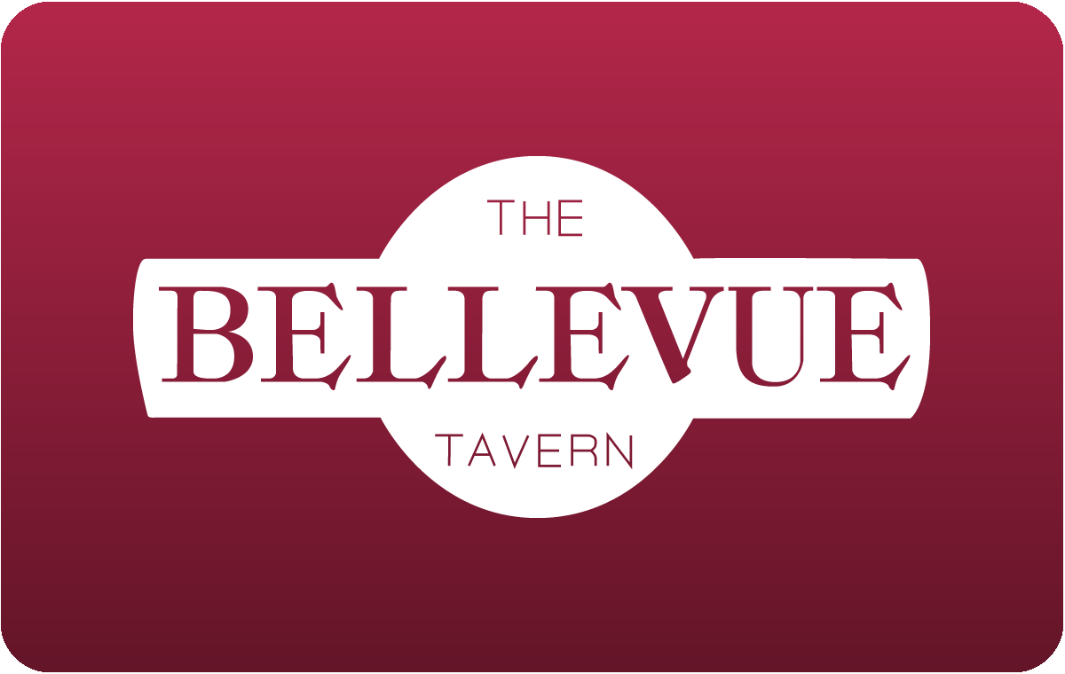 The Bellevue Tavern gift card