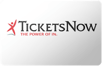 TicketsNow gift card