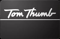Tom Thumb gift card