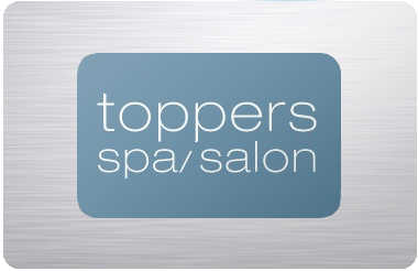 Toppers Spa gift card