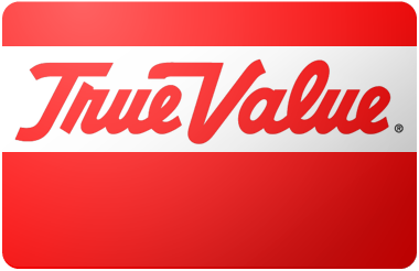 True Value gift card