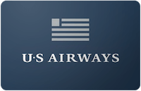 US Airways gift card