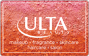 Ulta Merchandise Credit gift card