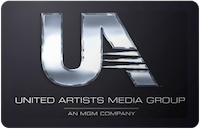United Artists gift card