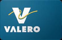 Valero gift card