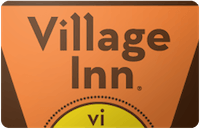 Village Inn gift card