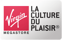Virgin Megastore gift card