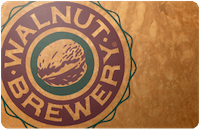 Walnut Brewery gift card