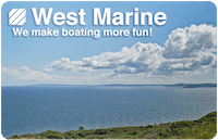 West Marine gift card