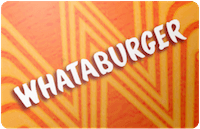Whataburger gift card