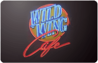 Wild Wings Cafe gift card